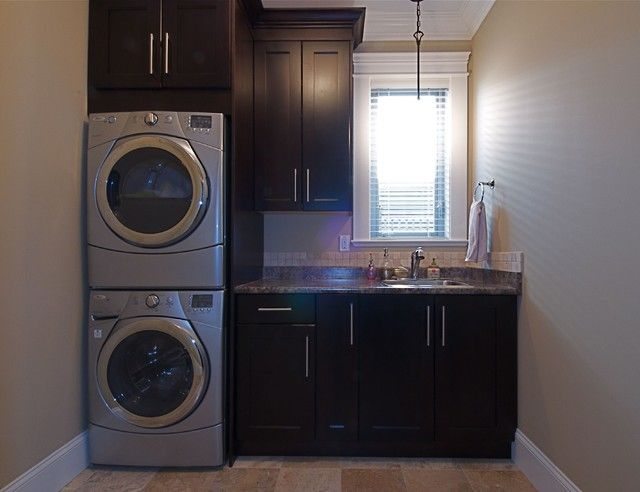 Laundry Room - traditional - laundry room - vancouver - by Sonbuilt Custom Homes Ltd.