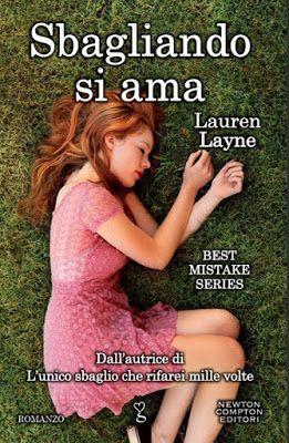Romance and Fantasy for Cosmopolitan Girls: SBAGLIANDO SI AMA di Lauren Layne