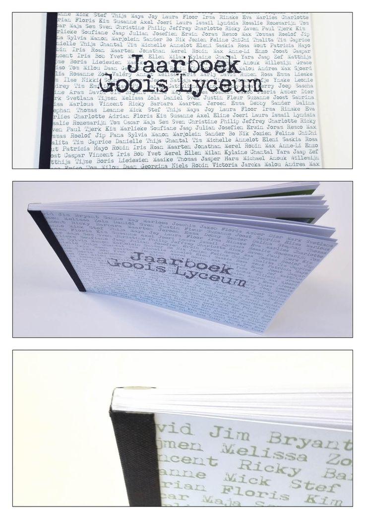 Jaarboek van het Goois Lyceum