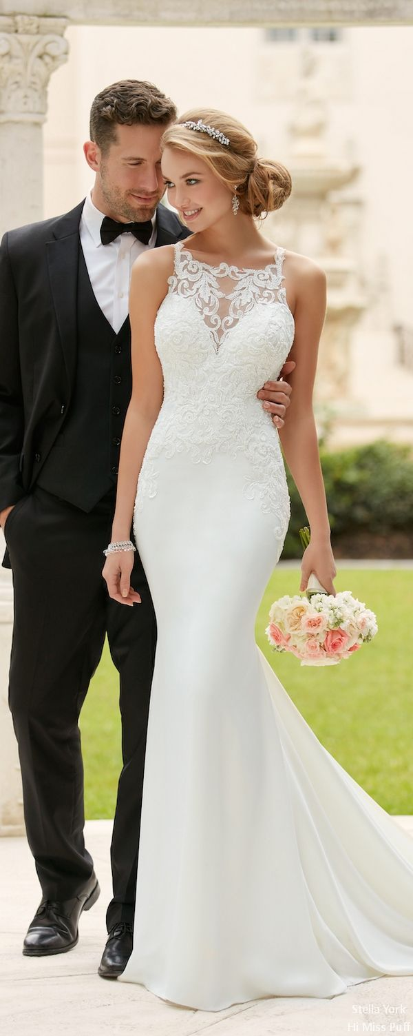 Fabulous Stella York Wedding Dresses