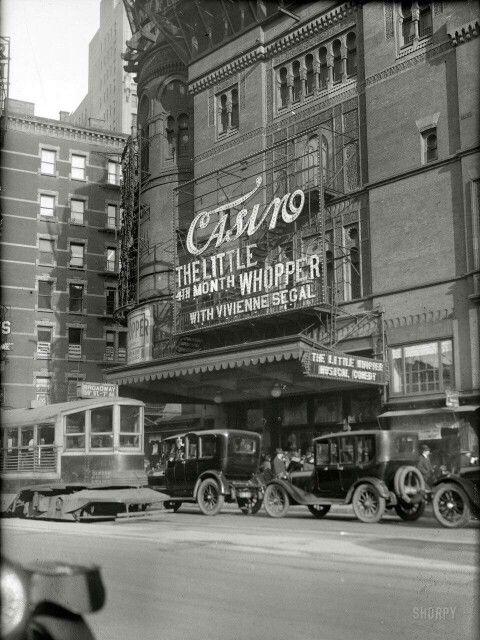 Casino Theater 1920