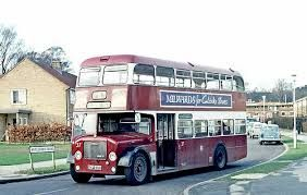 abandoned dennis loline buses - Google Search