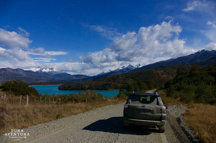Driving along Chile's Southern Highway #CarreteraAustral