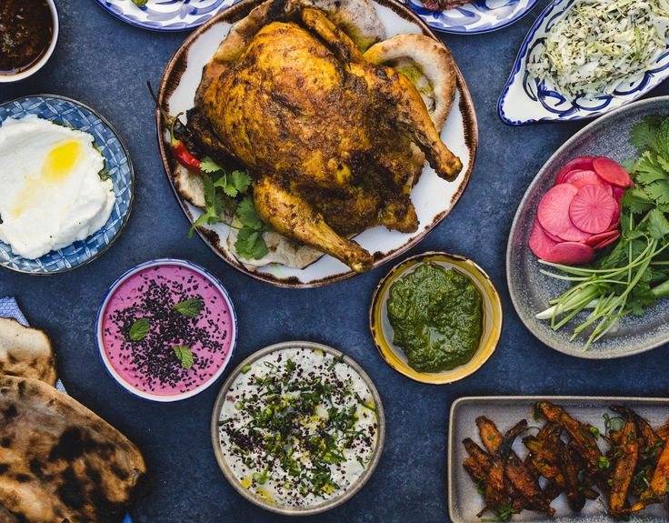 Maydan Washington DC, District of Columbia Food + Drink food plate different vegetarian food cuisine lunch fried food thanksgiving dinner many Seafood meze recipe asian food middle eastern food items vegetable dinner set various assortment arranged meat variety