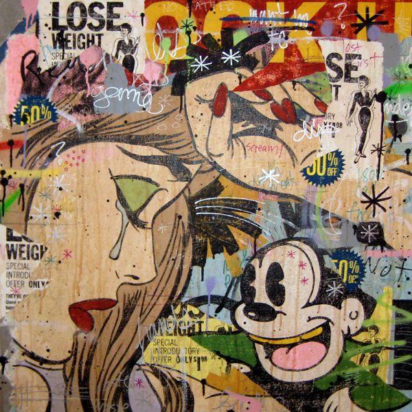 Greg Gossel's Multi-Layered Pop Pieces (12 total) - My Modern Met
