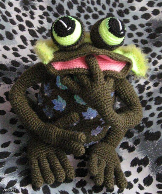 309 Best Images About Froggy Crochet :) On Pinterest