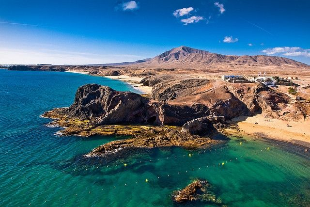 Lanzarote, Canarian Islands, Spain
