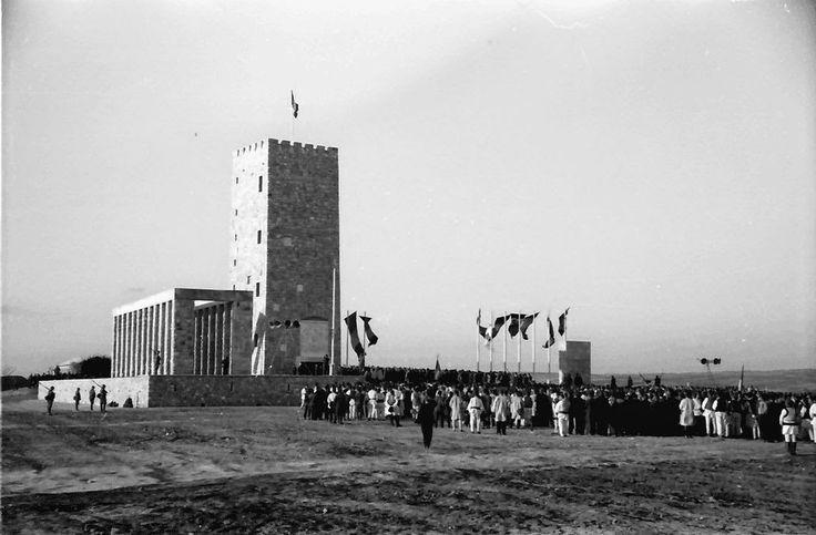 Octav Doicescu - Turnul dezrobirii Basarabiei