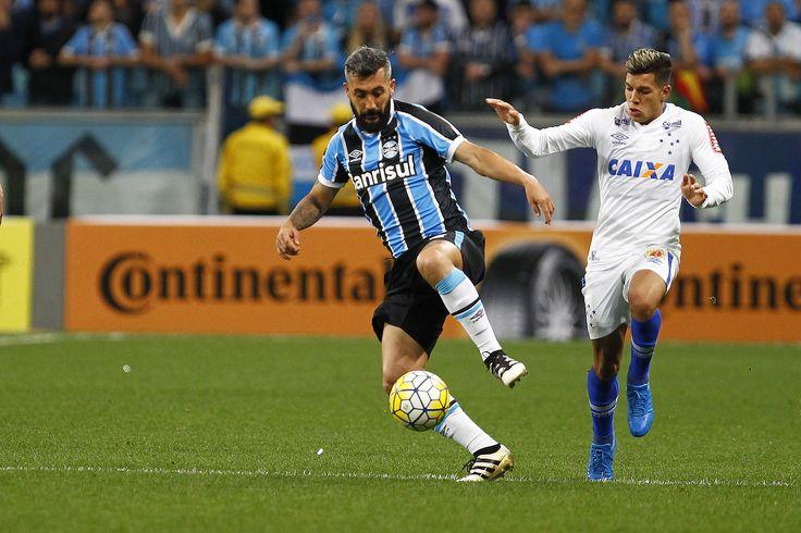 """Roger elogia equilíbrio do confronto Grêmio x Cruzeiro: """"O que esperava"""" #globoesporte"""