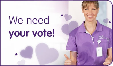 "Vote for ""Healthcare Australia"" in Seek ""SARA"" Awards! #seek #sara"