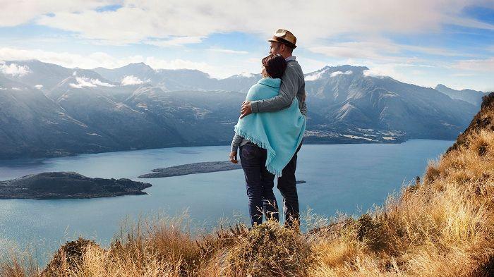 NZ honeymoon