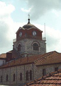 Το κωδωνοστάσιο της Ιεράς Μονής Εσφιγμένου / The Carillion of the Holy Monastery of Esphigmenou