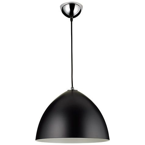 Buy John Lewis Bogart Ceiling Light 240 H X 350 W Metal Donu0027t Like  Proportions, Too Wide.