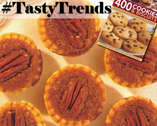 Today's #TastyTrends includes a recipe for delicious Pecan Tassies. You can find baking directions on page 87.  http://ow.ly/RHuzi