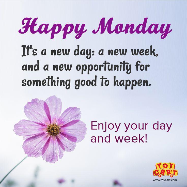 Monday Motivation! Start your Week with lots of Positivity.. #Mondaymotivation #positivethoughts #positivevibes #freshstart #joysforall