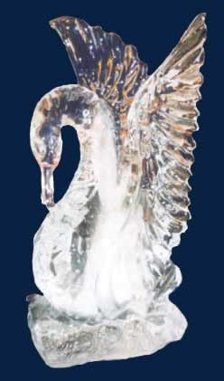 ice sculpture - icecreations.co.nz