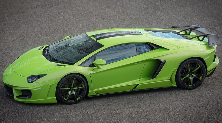 Fab Design Lamborghini Aventador Spidron Body Kit Supercar Body