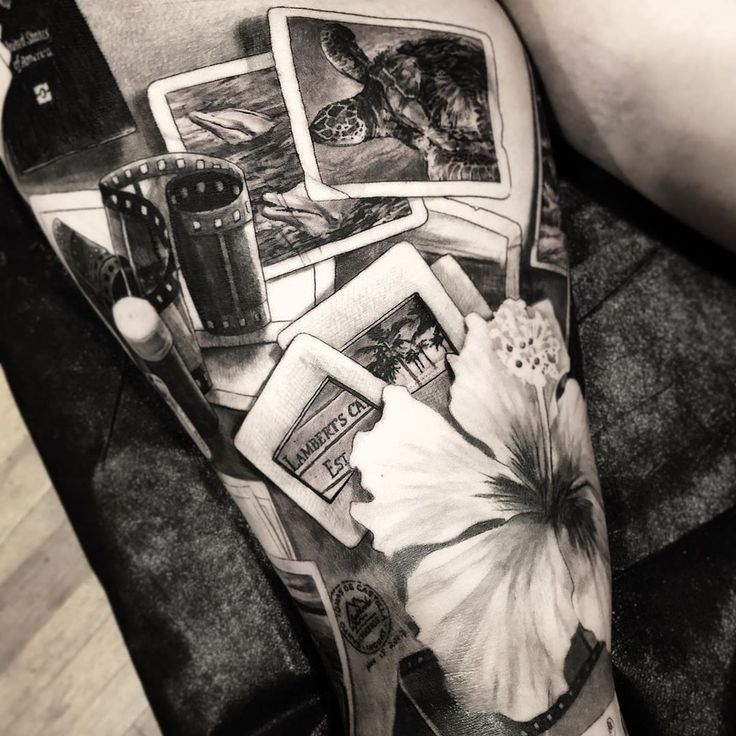 So in love with Kondra's memory leg sleeve! And …