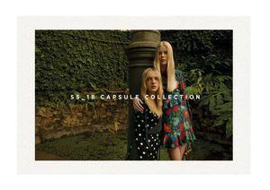 Sfera: Capsule Collection SS 2018  ➡ Ver Catalogo