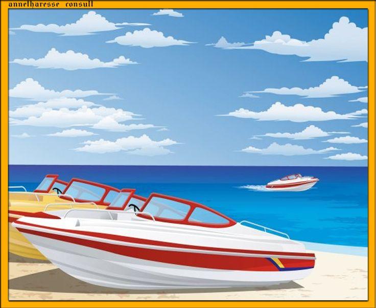 06. Planşe ilustrate - La mare