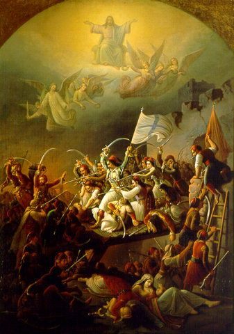 Greek War of Independence - Wikipedia, the free encyclopedia