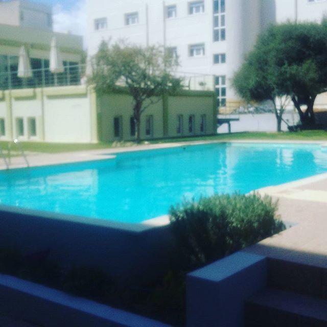 Spring is here! #CivitelAttik #AthensHotels #Pool Photo by @nisiotisgiorgos