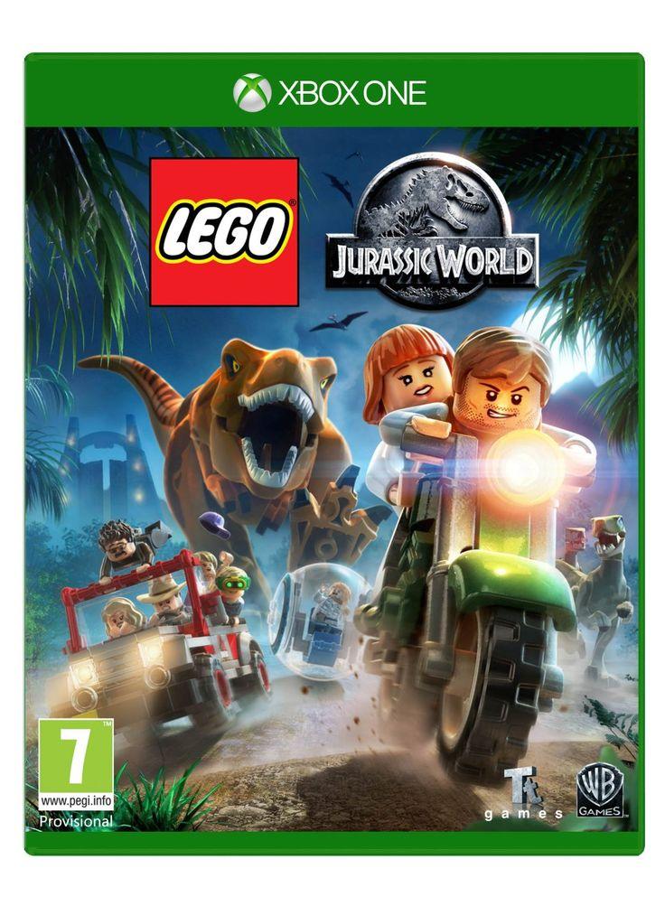 LEGO Jurassic World (Xbox One): Amazon.co.uk: PC & Video Games