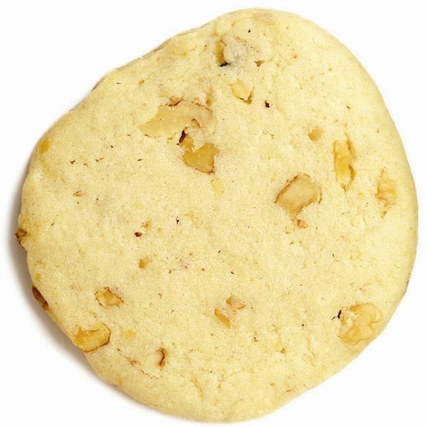 Maple walnut icebox cookies