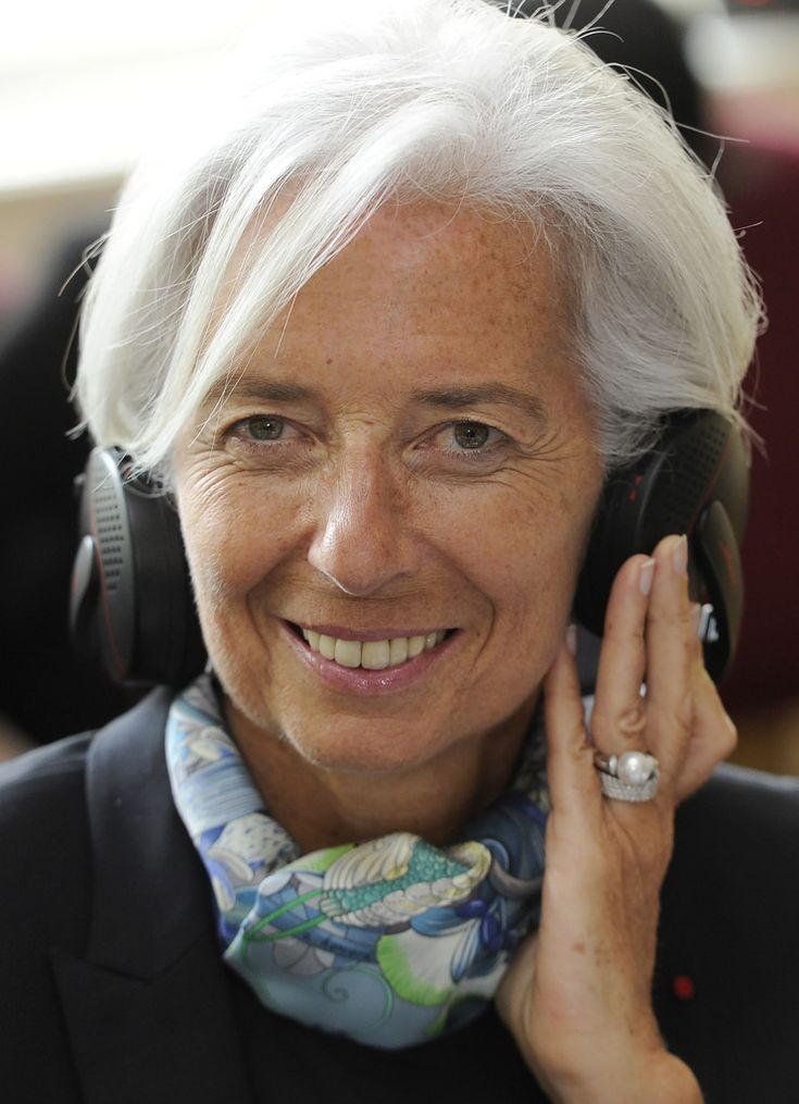 Christine Lagarde Photos: Chinese Premier Li Keqiang In The UK For First Official Visit