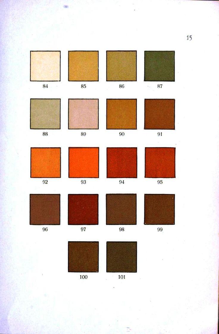 294 Best Deep Autumn Images On Pinterest Color