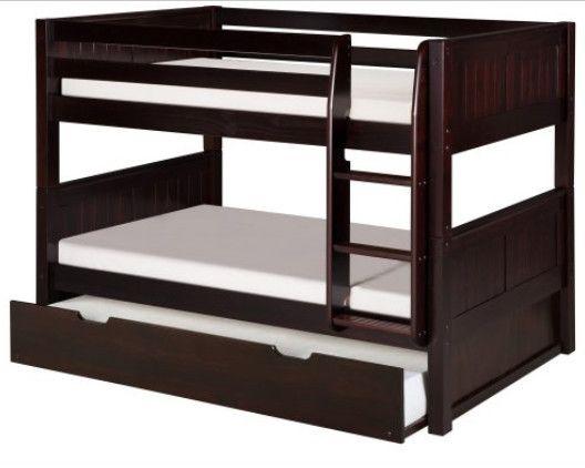 Las 25 mejores ideas sobre litera doble en pinterest - Medidas cama doble ...