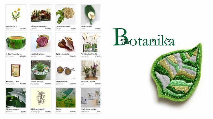 Sétáljunk egyet a Meska botanikus kertjében.  Köszönjük a szemezgetőt KNorinának! Illusztráció: VesztlFanni- Tavaszi levél  http://www.meska.hu/ProductView/index/666012