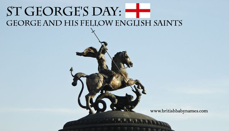 Happy St George's Day!