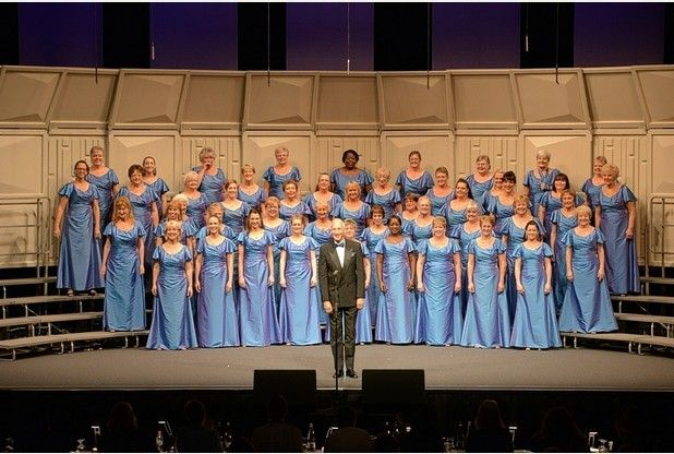 Ladies' barbershop chorus Second City Sound to perform spring concert at Sutton Coldfield Town Hall this weekend