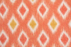 For a pillow maybe... Swavelle/Mill Creek :: Rodrigo - Majestic in Coral Drapery Fabric by Mill Creek $8.95 per yard - Fabric Guru.com: Fabric, Discount Fabric, U...