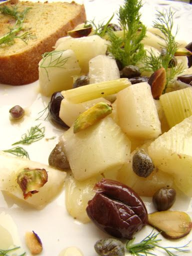 caponatina di finocchi – Viaggiare come mangiare