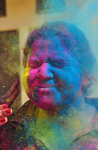 Holi 2014, New Delhi | Flickr - Photo Sharing!