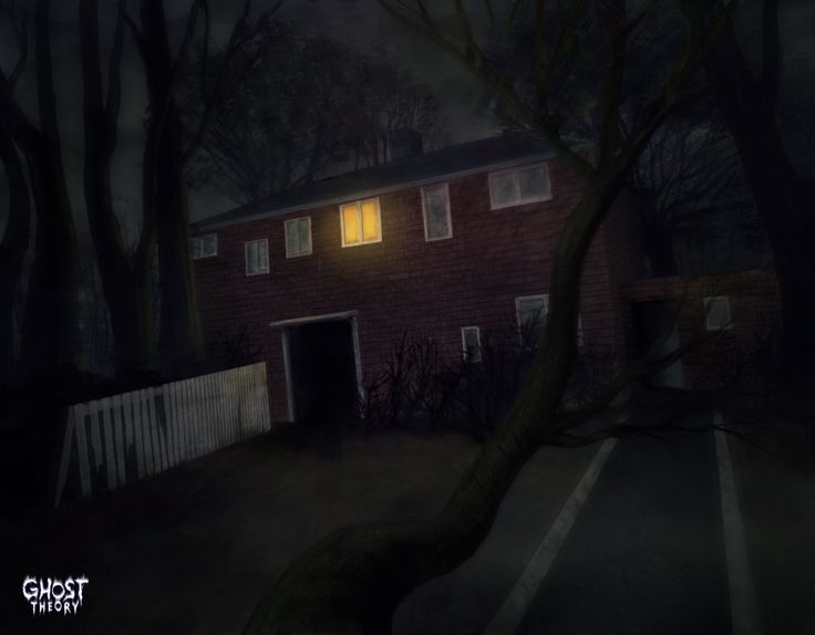 30 East Drive in Pontefract (UK) will feature in Ghost Theory. So will its poltergeist. See more about the game on www.ghost-theory.com