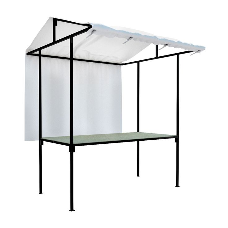 Standard Exhibition Stall Size : Tansley trader standard market stall kit traditional