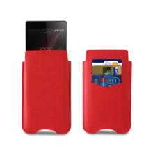 Forro Xperia Z1 Made For Xperia - Estuche Card Monza Rojo  $ 45.507,15