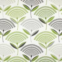 Dandelion Fabric - Eucalyptus