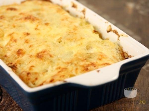 Rețetă Cartofi gratinati, de raresul25 - Petitchef