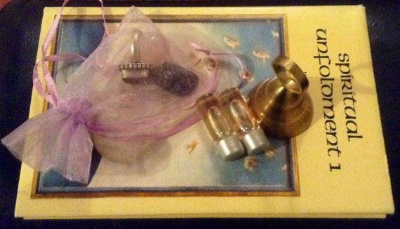 Path to Enlightenment Gift Package by BlueMoonBliss on Etsy, $20.00
