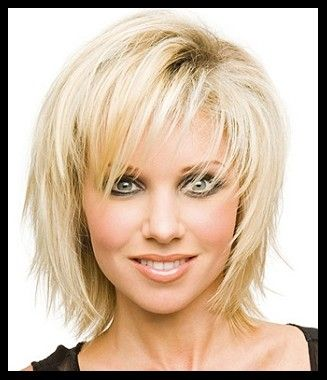 short choppy hair: Mediumlength, Layered Hairstyles, Medium Hair Style, Medium Length Hairstyles, Shorts Haircuts, Hair Cut, Wigs, Medium Hairstyles, Shorts Hairstyles
