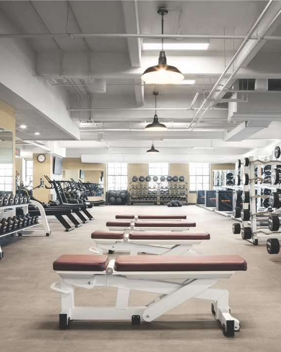 Luxury Health Club And Gym Life Time Eagan Lifetime Fitness Group Fitness Classes Floor Workouts