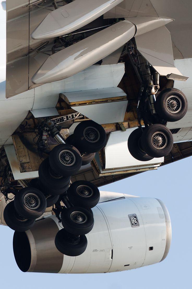 A380-800 - Main Landing Gear!