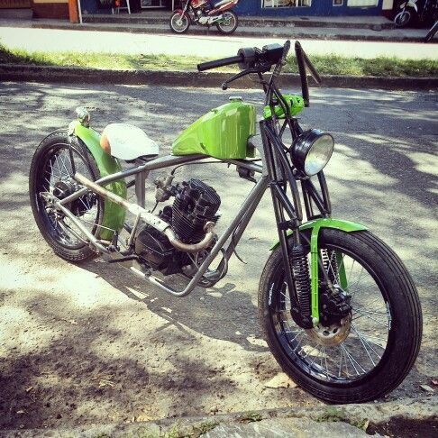 Custom - bobber -chopper by Radical bikes colombia - https://www.facebook.com/rbcolombia
