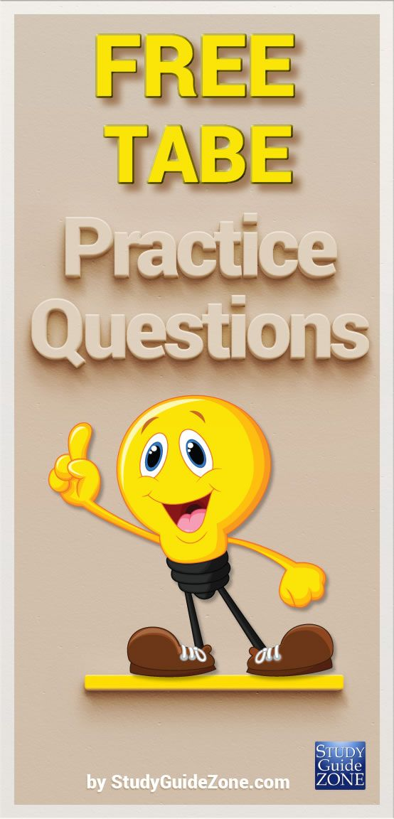 Get free TABE practice questions and study tips to help you prep for the TABE test. #tabetest #tabeprep