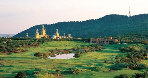 Palace of the Lost City - Golf Course | South Africa