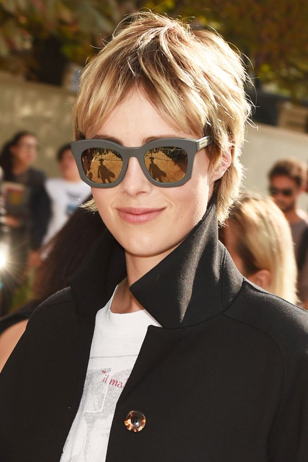 Major Fall Haircut Inspiration, From Bobs To Undercuts